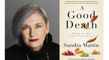Sandra Martin is in the running for the $10,000 John W. Dafoe Book Prize.