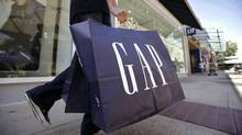 Gap, known for classic American offerings like T-shirts, khaki pants and denim, said its style translates well overseas. (Paul Sakuma/AP)