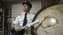 Michael Ennis is about to turn 60 in April, 2011, meaning he will be forced out of his pilot's job with Air Canada in May. (Jennifer Roberts for The Globe and Mail/Jennifer Roberts for The Globe and Mail)