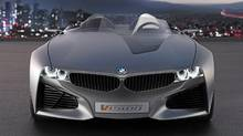 BMW Vision ConnectedDrive (This image is copyright free for editorial use. (c) BMW AG)