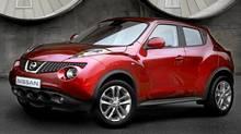 2011 Nissan Juke (Nissan)
