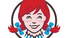 "Is there a secret message in Wendy's new logo? The fast food chain revamped its old-timey trademark last year with a more casual font and a grown-up Wendy. Now, keen eyes have spotted something in the ruffles of her collar: the word ""MOM."" A spokesman for the company has said it's ""unintentional,"" but Mom can't be unseen now."