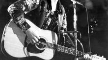 Stompin' Tom Connors planned the 'celebration of life' before he died, even compiling a wish list of performers and speakers. (Erik Christensen/The Globe and Mail)