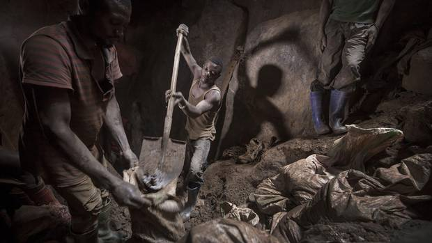 Thumbnail for New gold standard emerges for Congo's miners, Canada's jewellery buyers