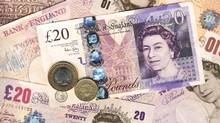 Pound sterling (Photos.com)