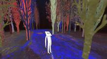 POP 03: VR + EXPERIMENTAL FILM (TIFF). Way to Go is a walk in the woods. This award-winning interactive experience is a mixture of hand-made animation, 360° video capture, music and dreaming and code (TIFF)