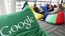 Google misses Street's revenue target (Marcio Jose Sanchez/AP)