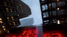 Only the best and growing Venture Exchange stocks are invited to join the S&P/TSX. (Frank Gunn/THE CANADIAN PRESS)