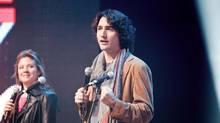 Justin Trudeau and his wife, Sophie Grégoire. (Vito Amati/Vito Amati)