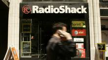 A man walks past a RadioShack location in this file photo. (Reuters)