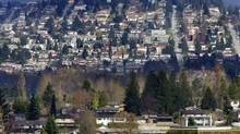Burnaby joins North Vancouver and Richmond in 2014's million dollar club. (Rafal Gerszak For the Globe and Mail)