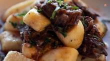 Gnocchi with oxtail from Campagnolo (Tim Fraser for The Globe and Mail/Tim Fraser for The Globe and Mail)