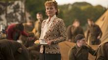 Home Fires, on PBS, is about life in England during the Second World War.