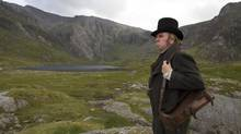 At the heart of the film Mr. Turner is an extraordinary performance by the British actor Timothy Spall.