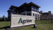 Agrium's head office. (Jeff McIntosh/THE CANADIAN PRESS)