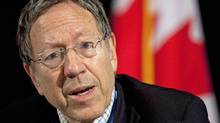 Irwin Cotler, the Liberal MP for Mount Royal, speaks during an anti-Semitism conference in Ottawa on Nov. 9, 2010. (Pawel Dwulit/Pawel Dwulit for The Globe and Mail)