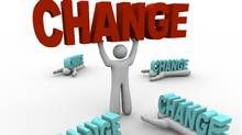 Starting change in the right place (iStockphoto/iStockphoto)