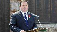 Immigration Minister Jason Kenney. (MICHEL SPINGLER/The Associated Press)