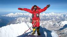 Steve Curtis, Vancouver businessman, summits Everest, May 2012