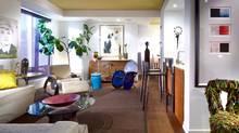 Alex Chapman's living room. (Jac Jacobson/Jac Jacobson)