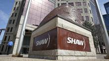 Shaw Communications is buying two specialty TV channels from TVA Group. (Jeff McIntosh/THE CANADIAN PRESS)