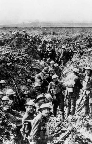 DOCUMENTARY Vimy Ridge: Heaven to Hell (History, 7 p.m.) Still regarded as the Canadian military's finest hour, The Battle of Vimy Ridge in 1917 marked a turning point in the First World War. At the time, the rousing victory of our Canadian troops, representing ever region and ethnicity of a country barely a half-century old at the time. This sharp documentary presents a sharp deconstruction of the bloody weeklong conflict, with fresh perspective from war historians and archeologists who concur the battle was won by the Canadian's innovative three-dimensional approach: on the ground, in the air, and under the ground. Lest we forget.