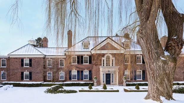 Harold Peerenboom is undisclosed buyer of Conrad Black's Toronto home - The Globe and Mail (subscription)