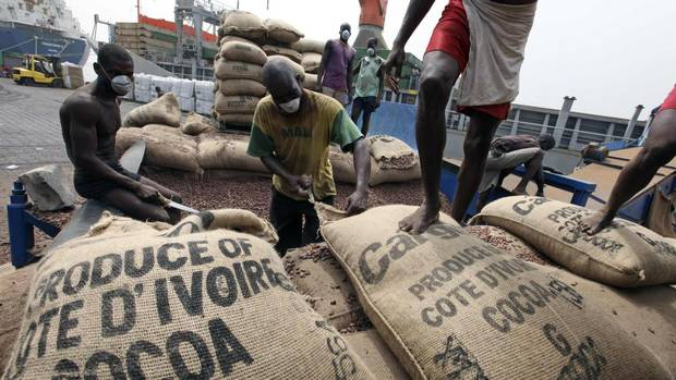 Image result for cocoa smuggling in ghana