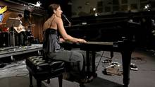 Sarah McLachlan is the only artist slated to play every show on the tour, which starts Sunday. (Lyle Stafford For The Globe and Mail/Lyle Stafford For The Globe and Mail)