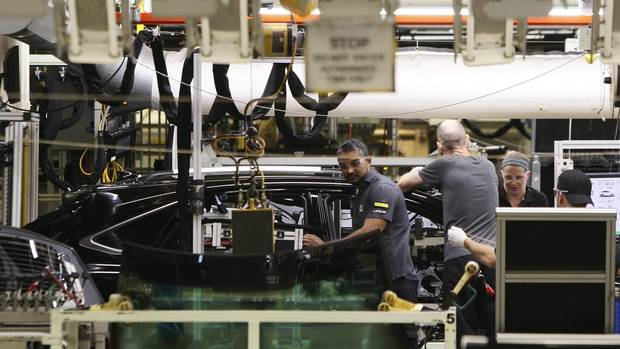 Toyota S Cambridge Plant Gets 500 Million To Boost Rav4 Production The Globe And Mail