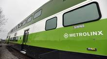 Although the final shape of SmartTrack remains to be seen, some elements have been established. It will be run by Metrolinx and involve the same trains used for electrified GO service. (Fred Lum/The Globe and Mail)
