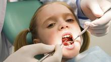 According to a new survey, the tooth fairy is paying a premium for baby teeth in the Maritimes and Newfoundland. At $3.46 a tooth, it's 19 per cent higher than the national average of $2.80. (iSTOCKPHOTO)