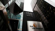Sun Life could be in the market's crosshairs if its earnings are weak and concerns grow that its capital is close to breaching a key level, says analyst John Aiken (Michelle Siu/The Globe and Mail)