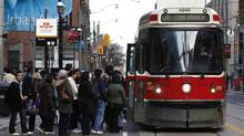 Mayor Rob Ford's proposed 2012 budget includes $15-million in cuts to TTC service. (Deborah Baic/The Globe and Mail)