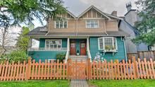 Done Deal, 1808 Blenheim St., Kitsilano, Vancouver.
