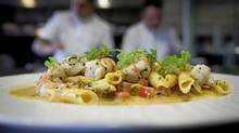 Simple flavours are key in this dish, which features a rich sauce combining butter, citrus and thyme. (John Lehmann/John Lehmann/The Globe and Mail)