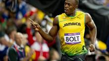 The most watched event for the television consortium of Bell and Rogers was the men's 100-metre final with 6.5 million Canadians tuning in. (Kevin Van Paassen/The Globe and Mail)