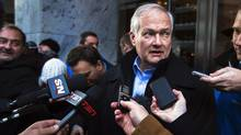 Donald Fehr is seen in this file photo. (Reuters)