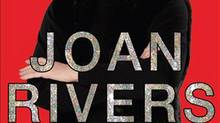 """Detail from the cover of """"I Hate Everything... Starting With Me"""" by Joan Rivers"""