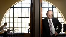 Don Tapscott, co-author of Wikinomics, who has written several books about the effects of technology on business and society. (Charla Jones/The Globe and Mail)