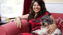 Naomi Wolf began work on her new book when, at 46, spinal damage caught up to her and left her no longer able to have what she calls 'high orgasms.' (Mike Orazzi For The Globe and Mail)