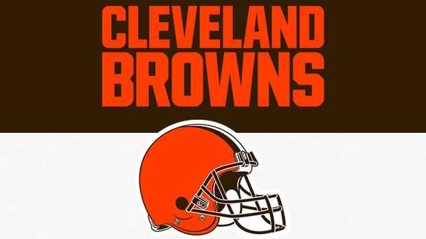 Brighter orange, brown facemask as Browns' 'new' logo ...