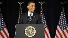 U.S. President Barack Obama (JASON REED/REUTERS)