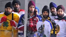 Breakaway is a Canadian comedic drama about family, tradition, growing up and playing hockey. (Handout)
