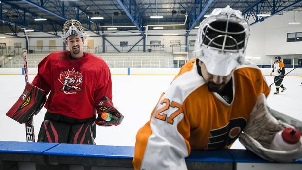 The Mercenary Life Of Beer-league Hockey Goalies