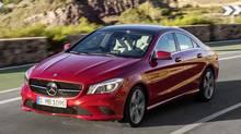 2014 Mercedes-Benz CLA (Mercedes-Benz)