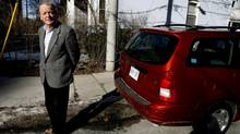Pianist Anton Kuerti photographed in Toronto, Feb. 13, 2009. (Deborah Baic/The Globe and Mail)
