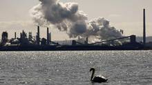On the first day of the new year, Ontario will launch its cap-and-trade system on carbon in a bid to vault the province to the front lines of the battle against climate change. (MIKE CASSESE/REUTERS)