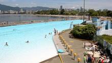 Kitsilano pool opens Monday. (Handout/Handout)