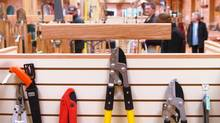 Interior view of a Lee Valley Tools store in Toronto in 2006. (Fernando Morales)